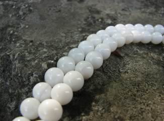 Beautiful hand-made malas for mantra meditation