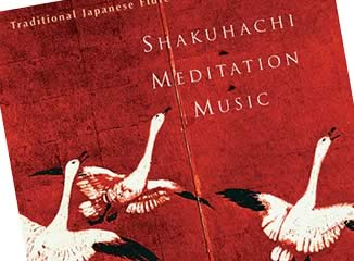 Tibetan, Japanese, and Western music for relaxation