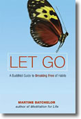 let go, by martine batchelor