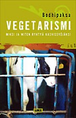 vegetarismi book cover
