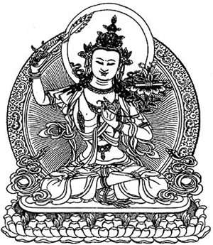 Manjushri mantra | Wildmind Buddhist Meditation