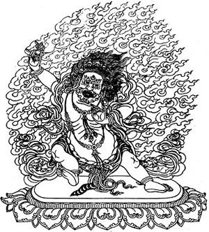 Vajrapani mantra | Wildmind Buddhist Meditation