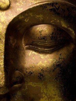 buddha statue face
