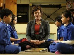 Maribyrnong children&#039;s meditation