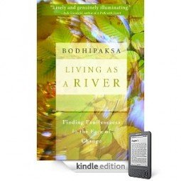 kindle edition, living as a river