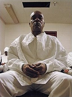 Meditation in an Alabama prison