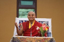 Yongey Mingyur Rinpoche