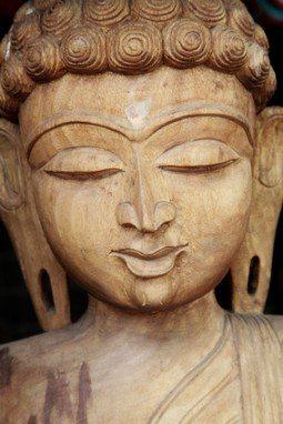 Portrait of Lord Buddha