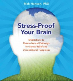 Check out Stress-Proof Your Brain and other titles by Rick Hanson.