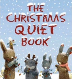 The Christmas Quiet Book is available from Amazon and Amazon.co.uk.