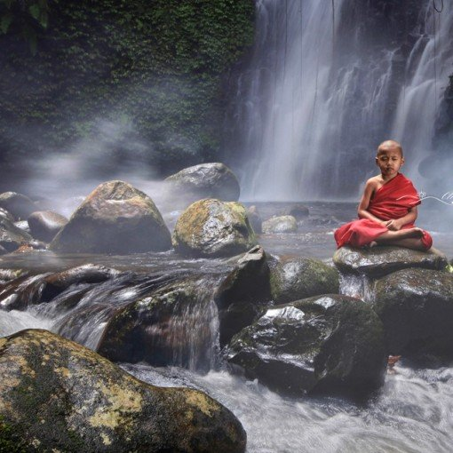 Meditation on peace, by Alamsyah Rauf (Alamsyah)) on 500px.com