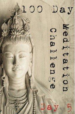 100 day meditation challenge 005