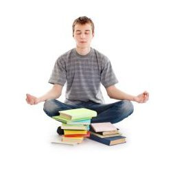 student-with-books-meditating-ss