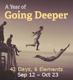 year of going deeper - six elements