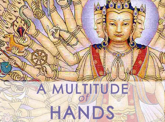MULTITUDE OF HANDS 2