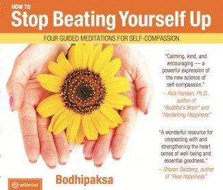 bodhipaksa self-compassion CD