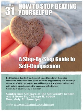 self-compassion in Chicago