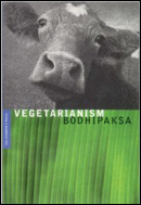 vegetarianism book cover