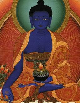 Bhaisajyaguru (Medicine Buddha) Mantra - Wildmind