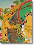 Bodhisattva Manjushri