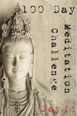 100 day meditation challenge 011
