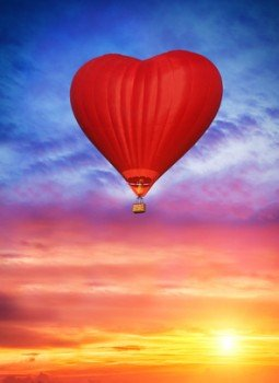Love balloon