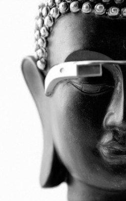 glass buddha project
