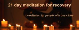 Join us for 21 days of 15 minute guided meditations