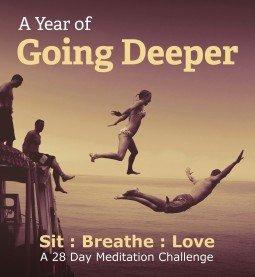 sit : breathe : love