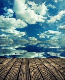 pier near the sea