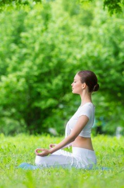 Save the mudras for the yoga studio!