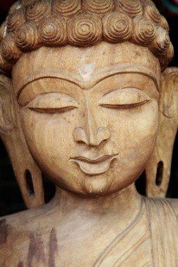 Portrait of Lord Buddha