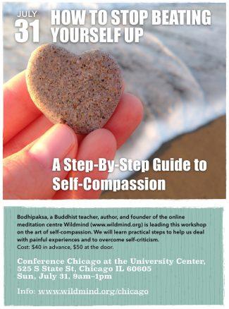 self-compassion in Chicago