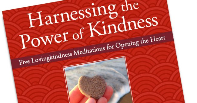 harnessing the power of kindness CD cover