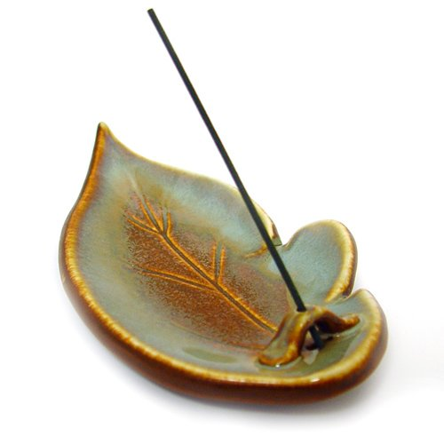 Desert Sage Leaf Incense Burner
